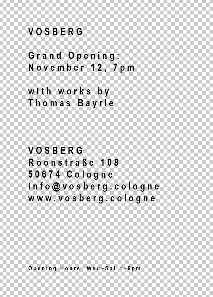 vosberg-flyer